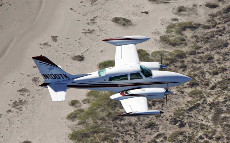 Cessna Prop Sync | Photo Credit - N30ew