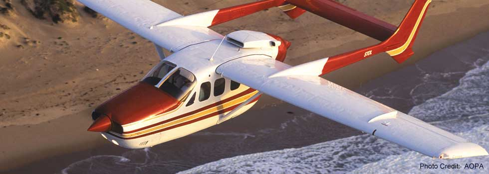 Cessna 337 Skymaster Prop Sync | Photo Credit - AOPA