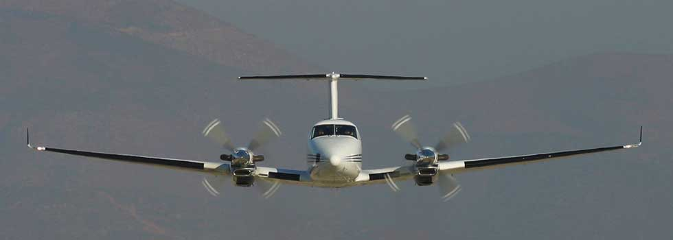 King Air 350 Prop Sync - Chris Cooper